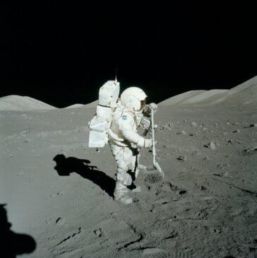 La NASA financia la construcción de bombas para recoger oxígeno de la regolita lunar