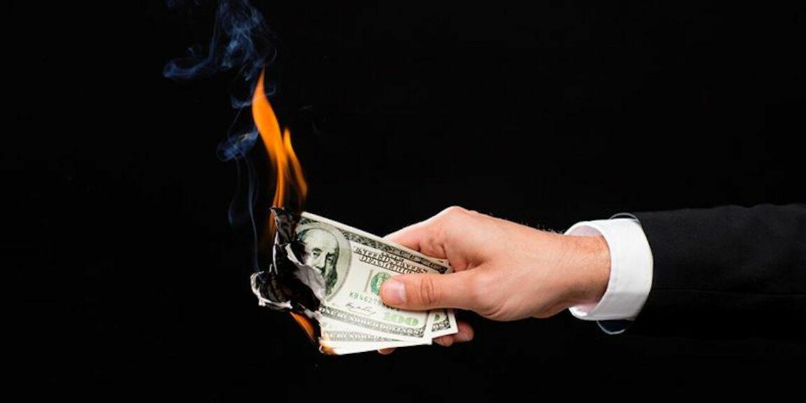 ¿Qué es la tasa de quemaduras en una startup SaaS?