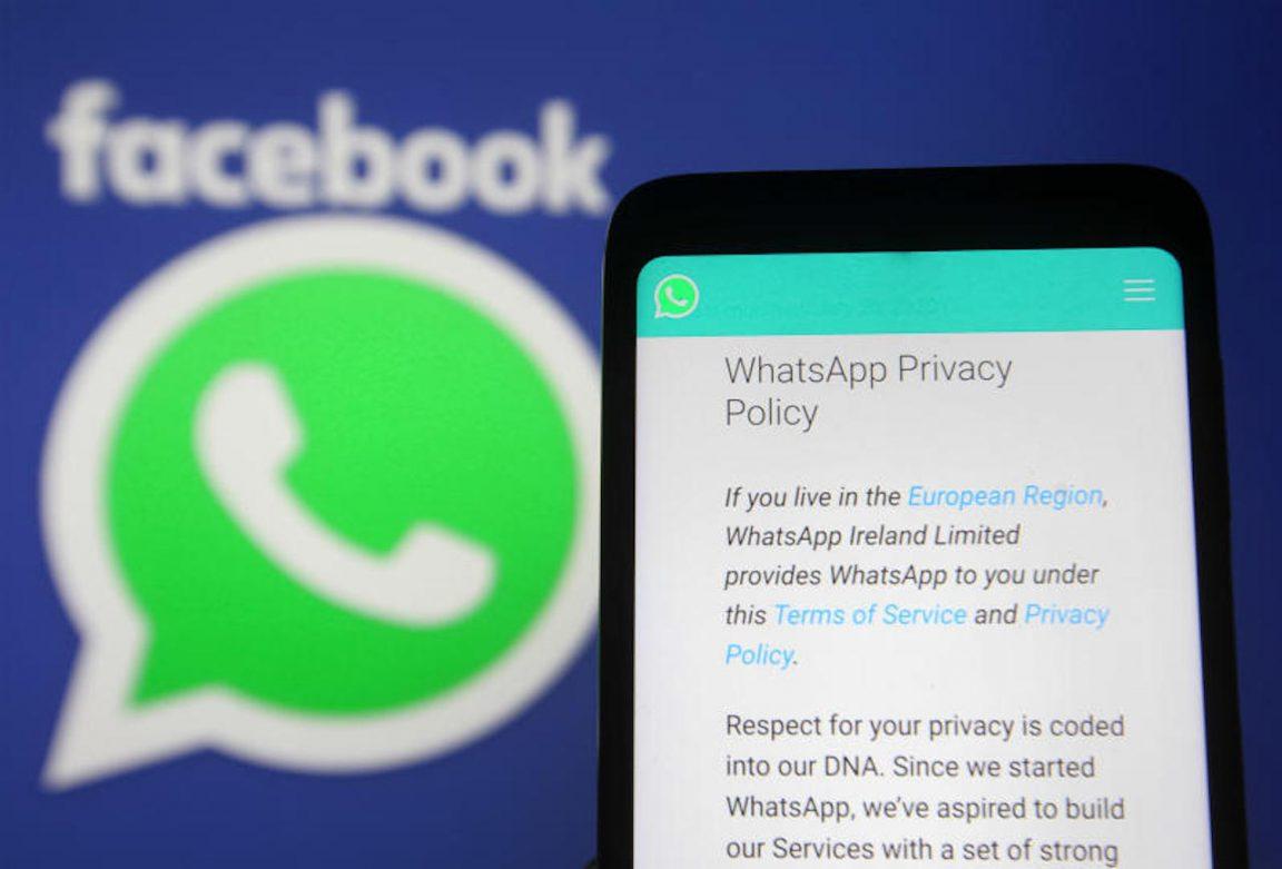 En realidad, WhatsApp ha estado compartiendo tus datos con Facebook durante años