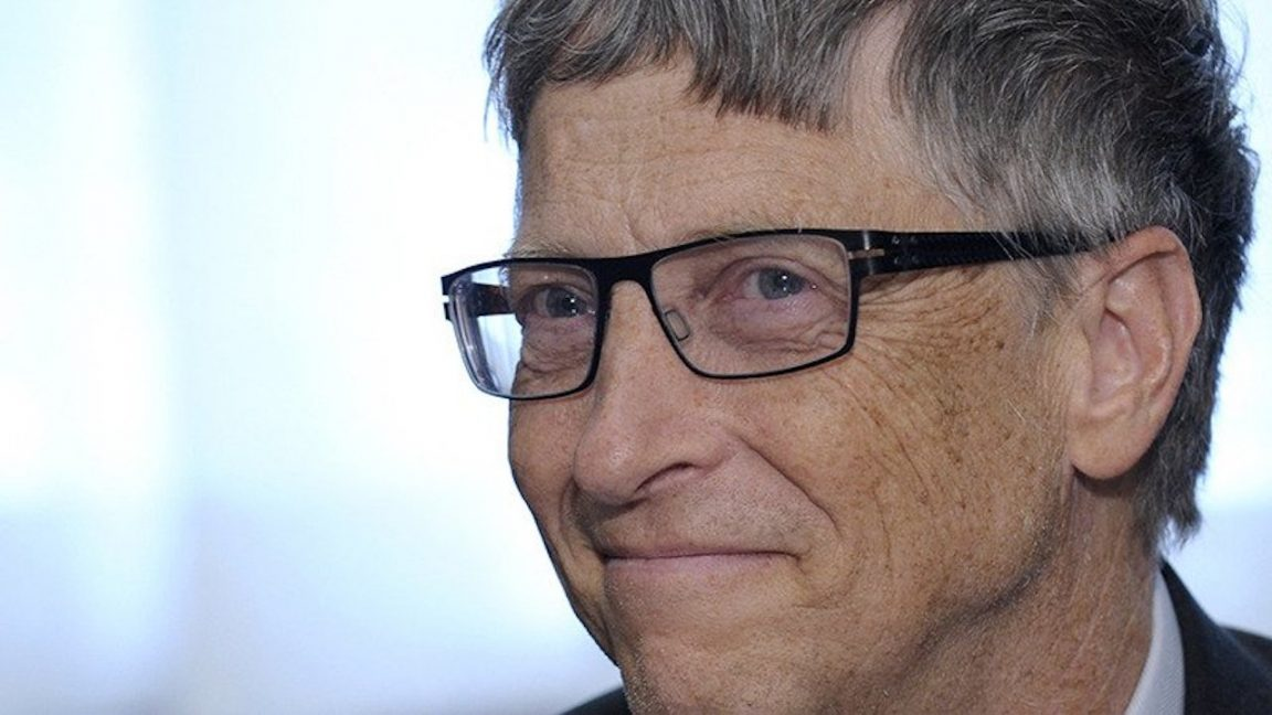 Bill Gates quiere 'cubrir el sol' para ayudar a abordar el calentamiento global