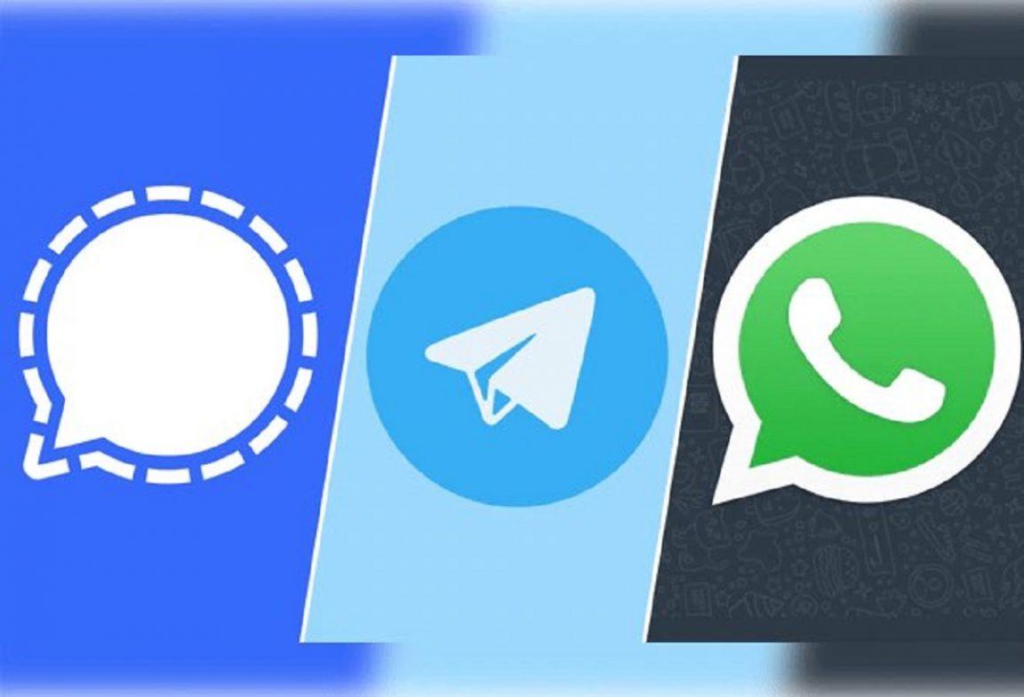 WhatsApp vs. Telegram vs. Signal: una comparación detallada de sus características y privacidad