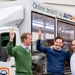 Auto1 IPO crea dos nuevos multimillonarios alemanes