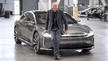 Peter Rawlinson: crea un coche nuevo y asegura ser mejor que Tesla