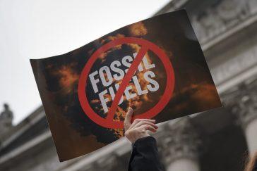 combustibles fosiles de contaminacion
