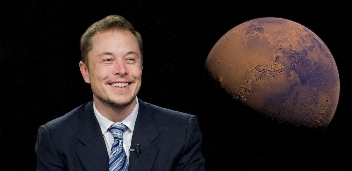 SpaceX establecerá base en Marte antes de 2030
