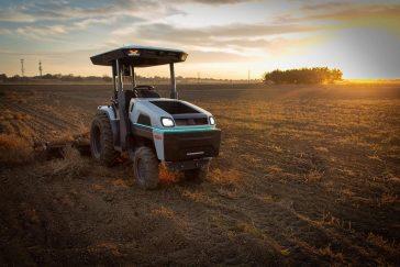 tractores electricos autonomos