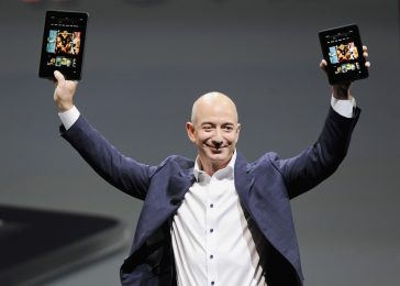 Jeff Bezos es la persona mas rica del mundo