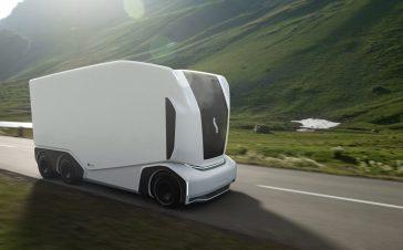 einride camion autonomo