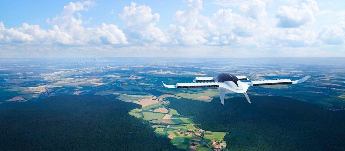 Lilium, startup de taxis aéreos: valoración de 3.300 millones de dólares