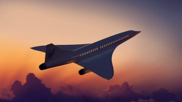 Boom Supersonic, el avión para volar por todo el mundo en cuatro horas: el proyecto