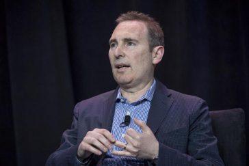 Una herencia pesada para el nuevo CEO de Amazon