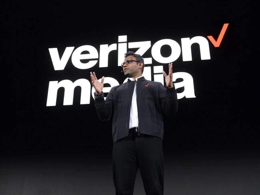 Verizon Media se trasladará al fondo de capital privado: Apollo