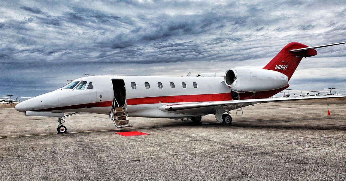 De los jets privados a los taxis aéreos: el mercado crece