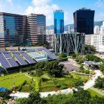 ciudad electrica panel solar