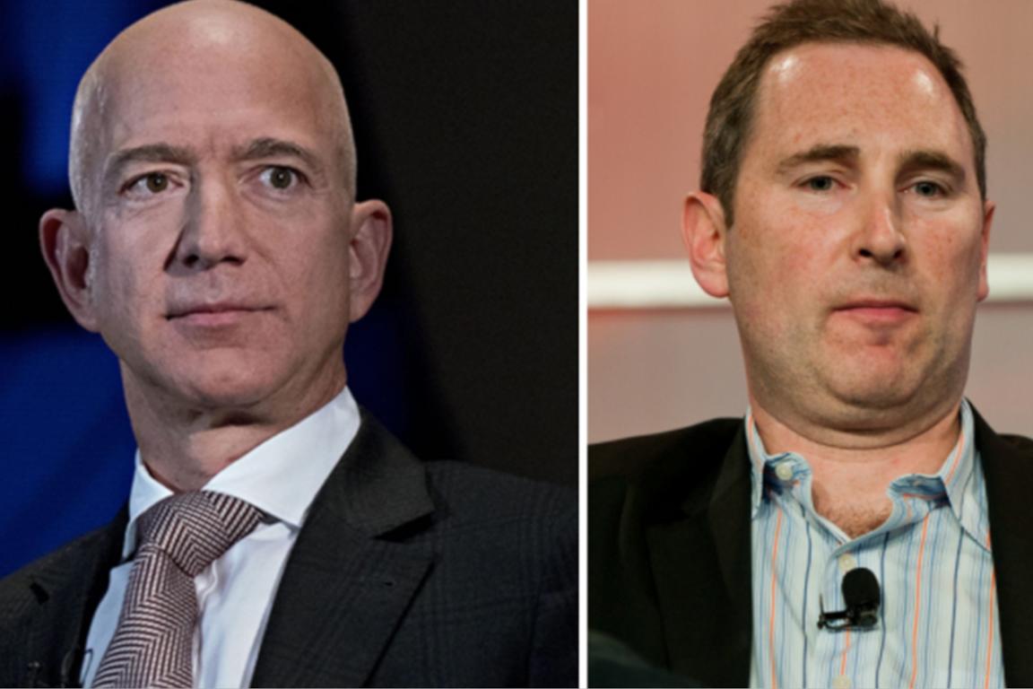 Andy Jassy: 5 cosas que debe saber sobre el nuevo CEO de Amazon