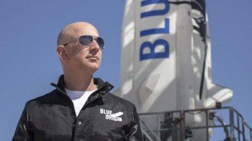 Jeff Bezos lo que necesitas saber sobre el lanzamiento espacial de Blue Origin