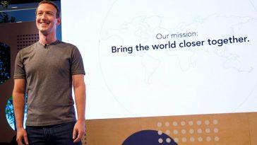 Los activos de Zuckerberg suben otros 5 mil millones a medida que suben las acciones de Facebook