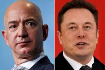 Elon Musk se burla de Jeff Bezos por invertir en una startup antienvejecimiento