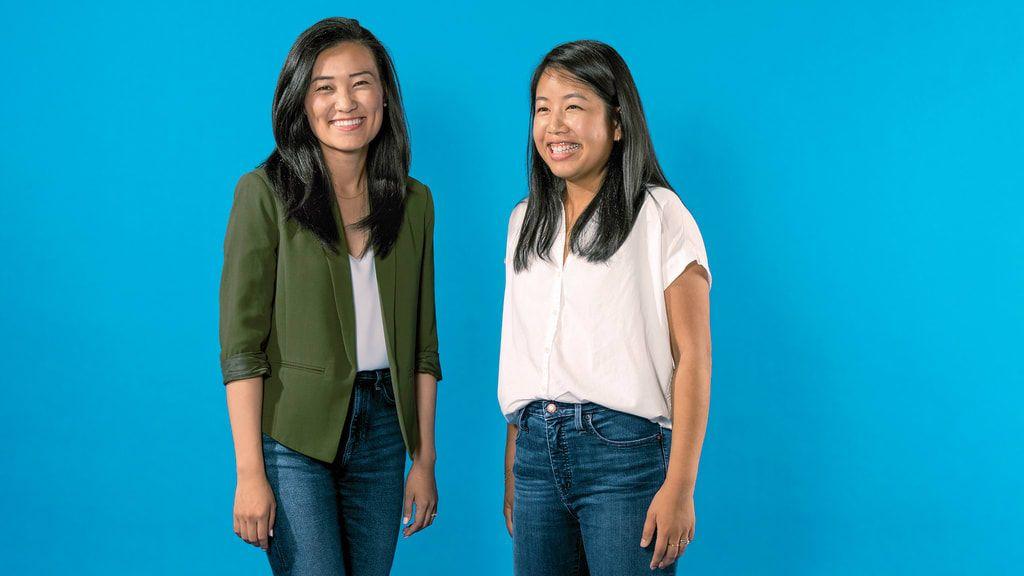 Tammy Hsu y Michelle Zhu