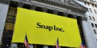 Snapchat, las acciones se desploman por culpa de Apple