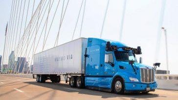 waymo negocio transporte maritimo camiones robot